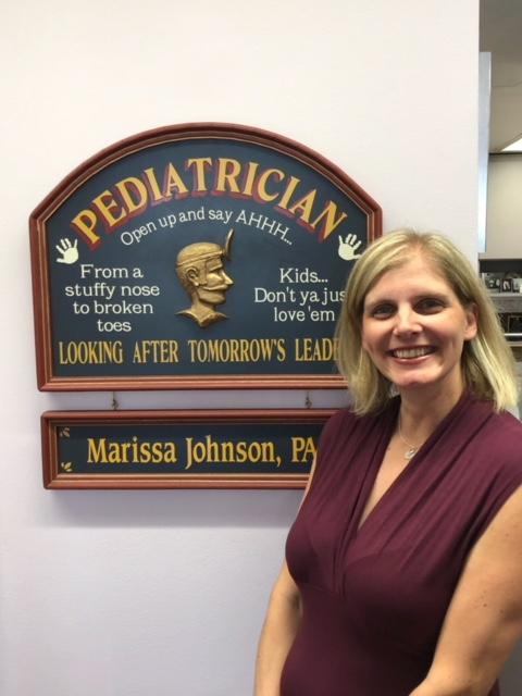 Marissa Johnson, PA